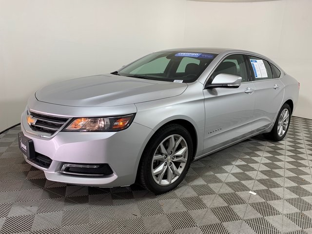 Pre-Owned 2018 Chevrolet Impala LT FWD 4D Sedan