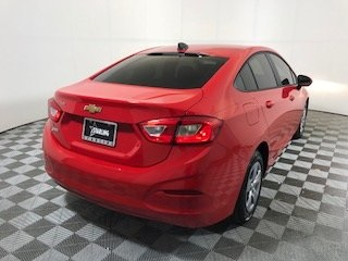 New 2018 Chevrolet Cruze LS