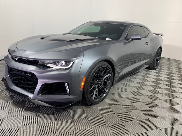 New 2019 Chevrolet Camaro Zl1 2d Coupe In Deland K0119566