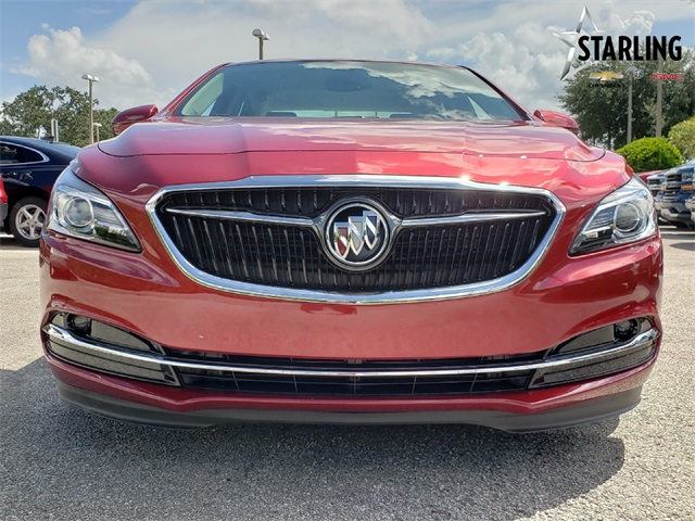 New 2019 Buick LaCrosse Preferred
