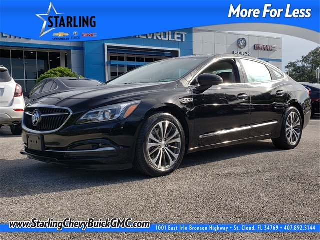 Pre-Owned 2017 Buick LaCrosse Essence FWD 4D Sedan