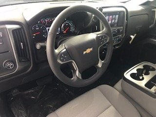 New 2017 Chevrolet Silverado 1500 LT