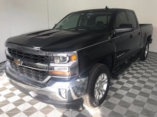 New 2017 Chevrolet Silverado 1500 LT RWD Double Cab