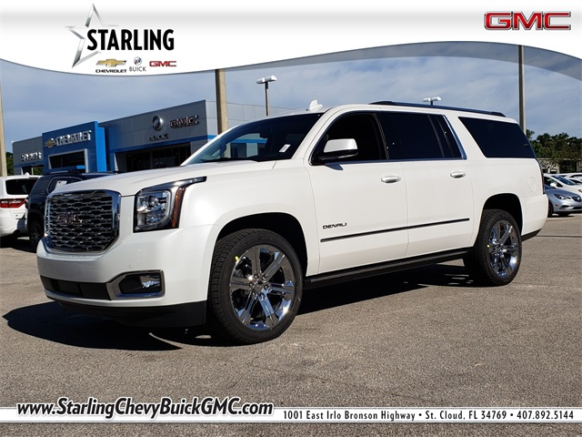 2019 GMC Yukon: New Packages, Specs, Price >> New 2019 Gmc Yukon Xl Denali 4wd