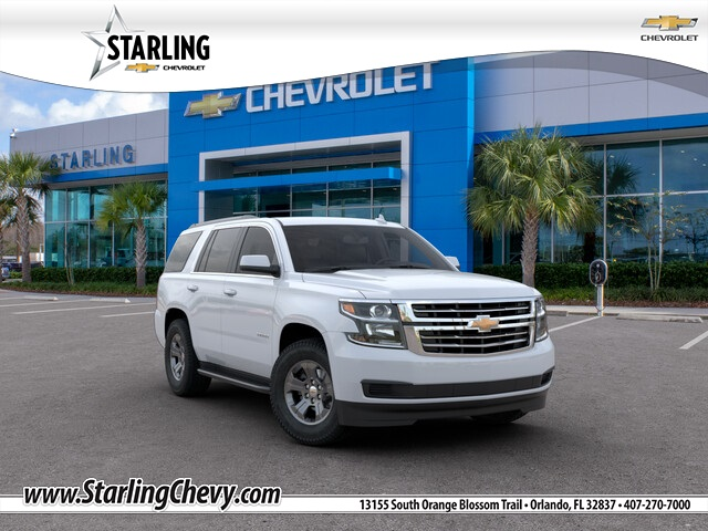 New 2020 Chevrolet Tahoe LS