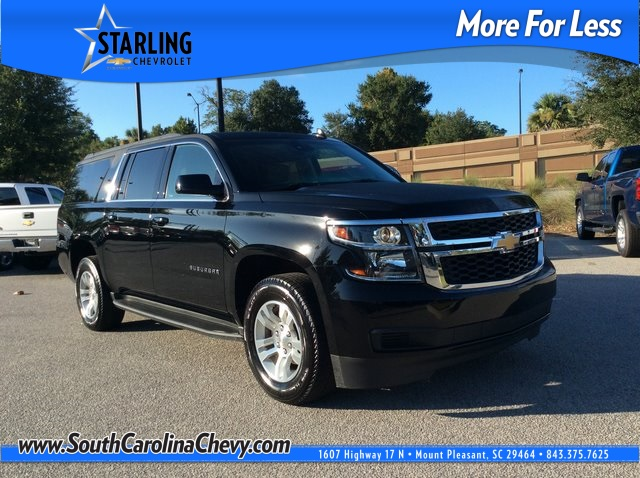 Pre-Owned 2018 Chevrolet Suburban LT RWD 4D Sport Utility