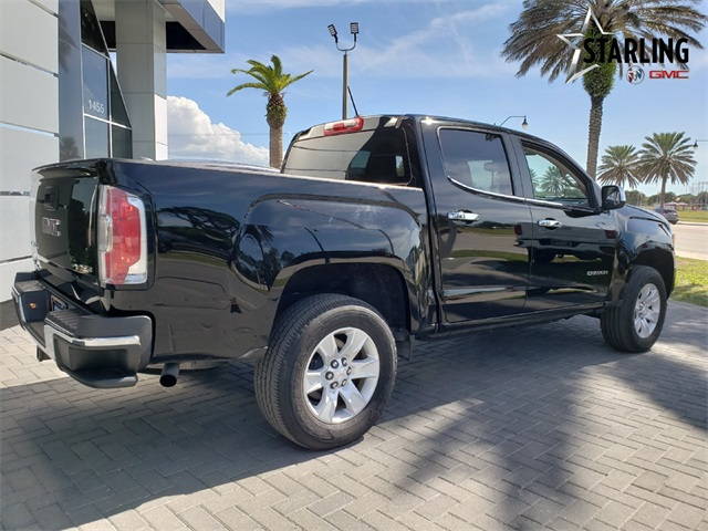 Certified Pre-Owned 2015 GMC Canyon SLE1