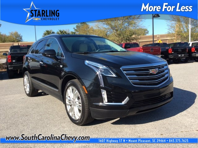 2018 cadillac xt5 premium luxury price