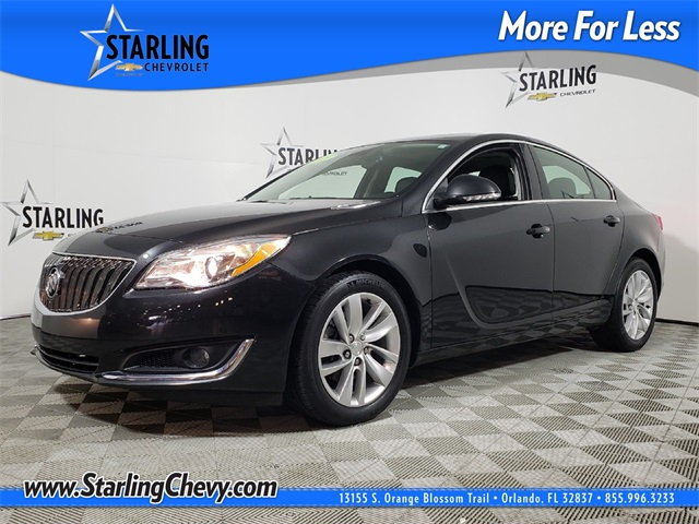 Certified Pre-Owned 2015 Buick Regal Turbo/e-Assist Premium I FWD 4D Sedan
