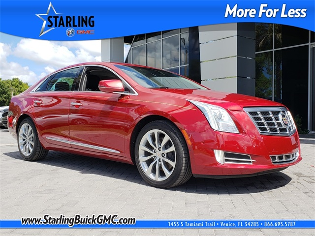 Pre-Owned 2015 Cadillac XTS Luxury FWD 4D Sedan