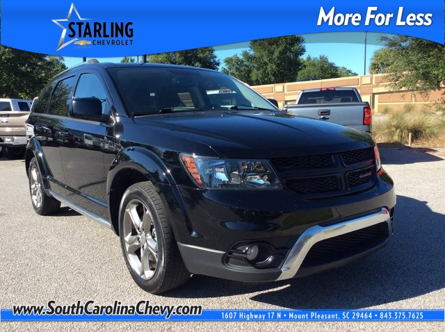 Pre-Owned 2016 Dodge Journey Crossroad