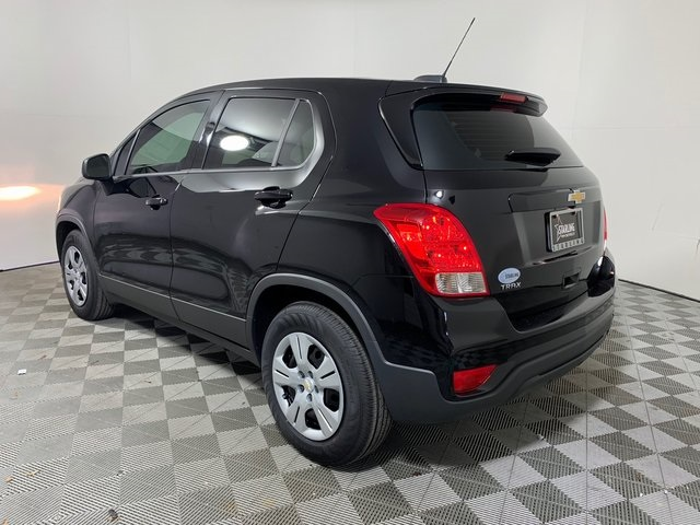 New 2019 Chevrolet Trax Ls 4d Sport Utility In Deland Kl121869