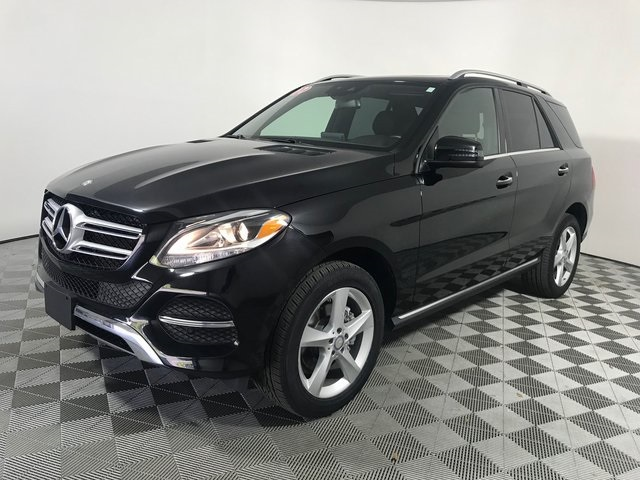 Pre-Owned 2017 Mercedes-Benz GLE GLE 350 RWD 4D Sport Utility