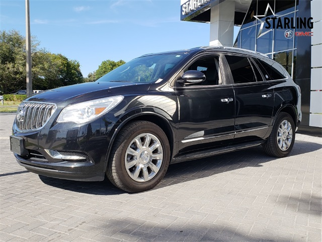 Certified Pre-Owned 2015 Buick Enclave Premium Group