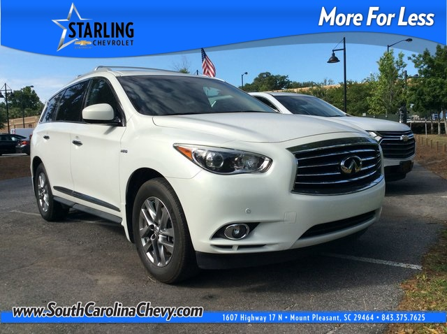 Pre-Owned 2014 INFINITI QX60 Hybrid Base