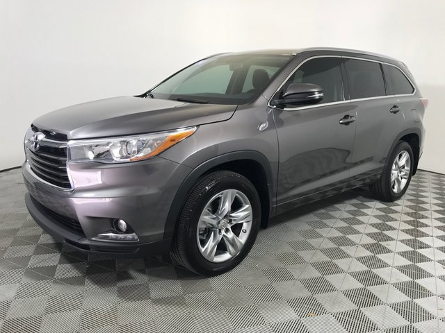 Pre-Owned 2014 Toyota Highlander Limited AWD