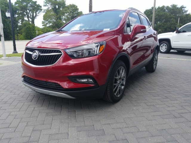 New 2019 Buick Encore Sport Touring