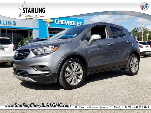 New 2019 Buick Encore Preferred FWD 4D Sport Utility