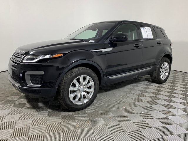Pre-Owned 2017 Land Rover Range Rover Evoque SE 4WD