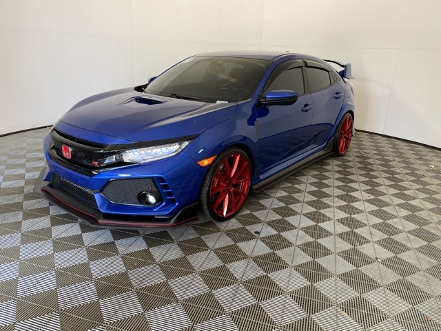 Pre-Owned 2018 Honda Civic Type R Touring