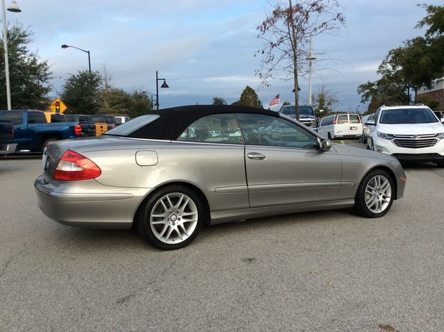 Pre-Owned 2008 Mercedes-Benz CLK CLK 350