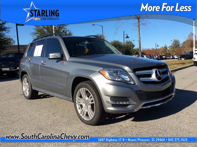 Pre-Owned 2015 Mercedes-Benz GLK GLK 250 4MATIC® 4D Sport Utility