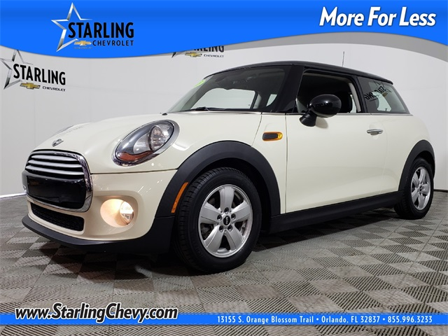 Pre-Owned 2015 MINI Cooper FWD 2D Hatchback