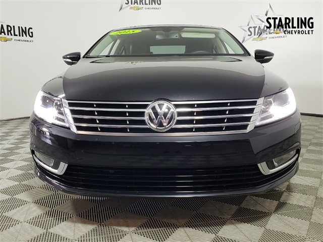 Pre-Owned 2015 Volkswagen CC 2.0T Executive