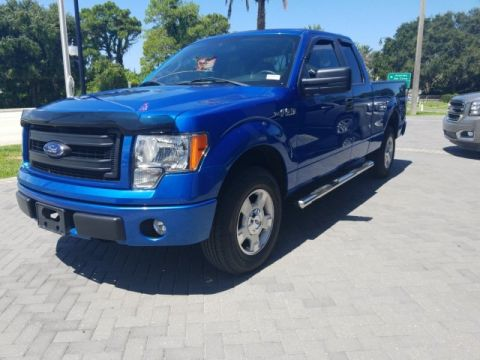 Pre-Owned 2014 Ford F-150 STX