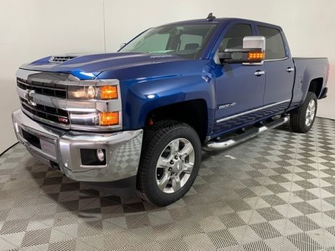 New 2019 Chevrolet Silverado 2500HD LTZ