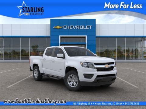 New 2020 Chevrolet Colorado LT
