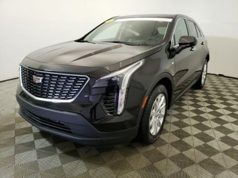 Certified Pre-Owned 2019 Cadillac XT4 Luxury