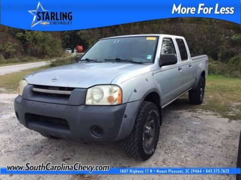 Pre-Owned 2003 Nissan Frontier