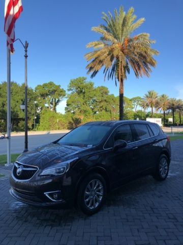 New 2020 Buick Envision Essence